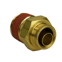 "1/2"" Hose 1/2"" NPT Straight Push-to-Connect"
