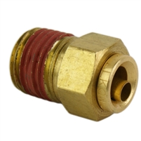 "1/4"" Hose 1/4"" NPT Straight Push-to-Connect"