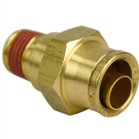 "3/8"" Hose 1/4"" NPT Straight Push-to-Connect"