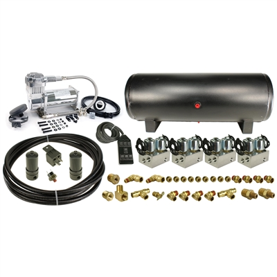 "FBSS Manifold 3/8"" Air Management Package"