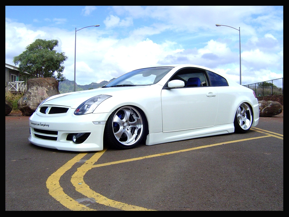 Infiniti G35 Coupe 2003 2007 Larger Photo