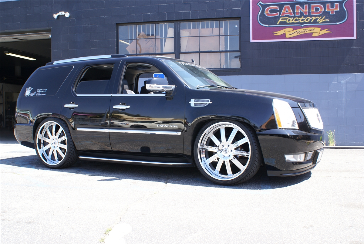 inventory sport how vehicle much platinum new cadillac a is utility kendall in escalade nampa