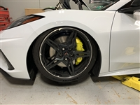 Chevy Corvette C8 2020+  Solution Series 4 Sleeve