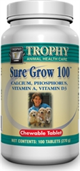SURE GROW 100 - 100 Tablets