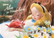 Disney Alice in the Garden 3D Lenticular Card