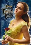 "Disney Beauty and the Beast ""Beauty Belle"" 3D Lenticular Card"