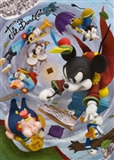 Mickey's Band Concert 3D Lenticular Greeting Card
