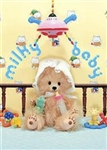Milky Baby 3D Lenticular Greeting Card