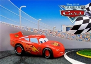 Disney Pixar Cars 3D Lenticular Greeting Card