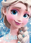 Disney Frozen Snow Queen Elsa Close-up Series 3D Lenticular Card