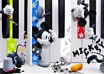 Disney Da Capo Labyrinth Mickey Mouse 3D Lenticular Greeting Card