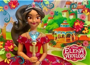 Disney Princess Elena of Avalor 3D Lenticular Card
