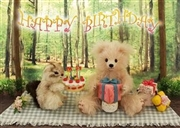Forest Birthday 3D Lenticular Greeting Card