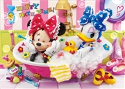 Disney Minnie & Daisy Happy Bath Time! 3D Lenticular Greeting Card
