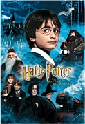 Harry Potter Movie Poster 3D Lenticular Card