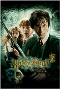Harry Potter Chamber of Secrets 3D Lenticular Card