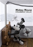 Steamboat Willie 3D Lenticular Greeting Card