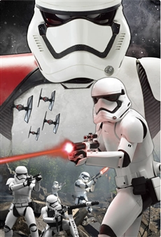 STAR WARS Shooting Weapons 3D Lenticular Card