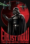 STAR WARS DARTH VADER 3D Lenticular Card
