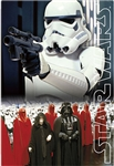STAR WARS Stormtrooper 3D Lenticular Card