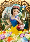 Disney Princess Snow White 3D Lenticular Greeting Card