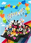 Disney Thank You 3D Lenticular Greeting Card