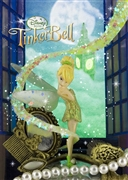 Disney Tinker Bell 3D Lenticular Greeting Card