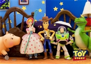 Disney Pixar Toy Story 3D Lenticular Greeting Card