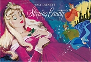 Disney Sleeping Beauty Vintage Art Series 3D Lenticular Card