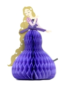 Disney Princess Rapunzel Honeycomb Pop Up Greeting Card
