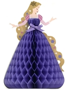 Disney Princess Rapunzel Honeycomb Multipurpose Pop Up Greeting Card