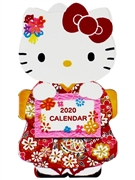 Hello Kitty 2020 Calendar Pop Up Greeting Card