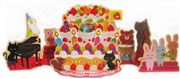 Happy Birthday Orchestra Sound - blow out candles - Lights & Melody Pop Up Greeting Card