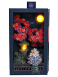 Night Of The Full Moon Lights and Sounds Pop Up Greeting Card