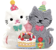 Purr-Fect Kitty Cat Happy Birthday Pop Up Lights and Melody Card