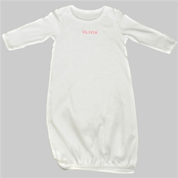 Custom Embroidered Sleeper