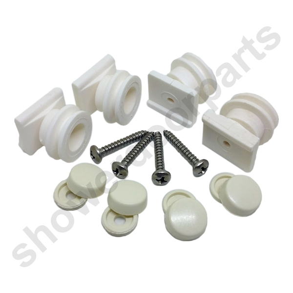 Set of replacement shower door rollers sdr-sov-1 & Replacement Shower Roor Rollers Wheels pezcame.com