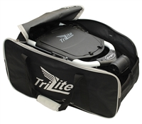 TriLite Push Cart Travel Bag by Axglo