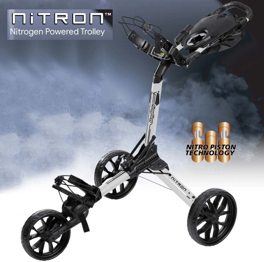 1f6995979f53 Bag Boy Nitron Auto-Open Golf Push Cart