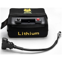 Lithium Battery Package - Bat-Caddy Golf Trolleys