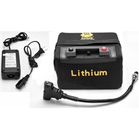 Lithium Battery 25Ah Retrofit Kit - Bat-Caddy