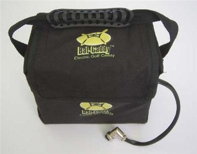 Remote-Control Golf Battery Package w/Case & Leads