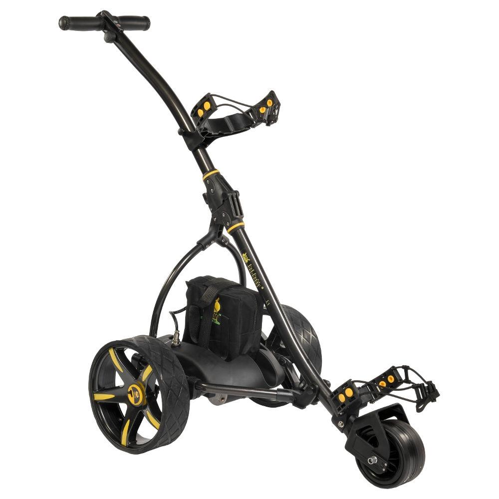 Electric Golf Caddy >> Electric Golf Cart Batcaddy Model X3 Classic Golf Cart
