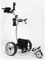 Bat-Caddy X4 Pro Golf Trolley - Standard Battery Golf Caddy