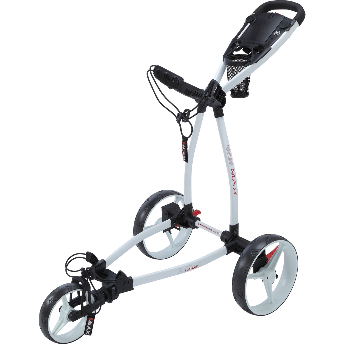 Big Max Blade Golf Cart Golf Push Cart Golf Trolley