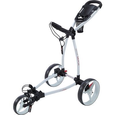 Big Max Golf Blade + Golf Push Cart