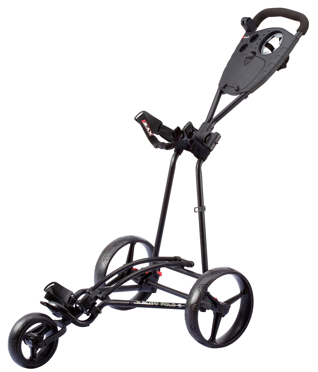 Big Max Autofold Golf Cart Golf Push Cart Golf Trolley