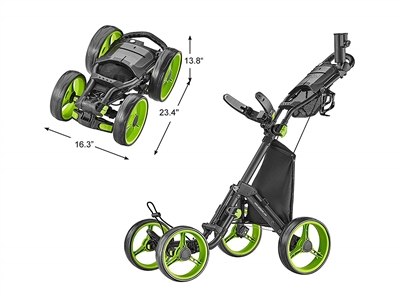 SuperLite Explorer Golf Push Cart