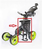 Seat ONE - Caddylite ONE-Click Golf Push Cart