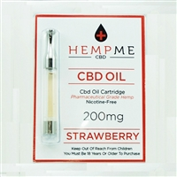 CBD Oil Vapor Cartridge